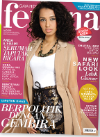 Femina Edisi No. 32/XLII * 16--22 Agustus 2014