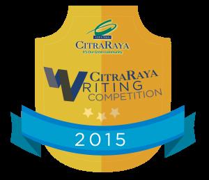 Badge Writing Competition CitraRaya