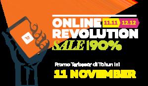 11-11 ITU YAAA ONE REVOLUTION LAZADA
